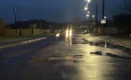 Лучанин застерігає водіїв, аби ті не «залишили колеса» на одній із вулиць міста