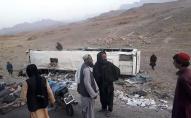 Підірвали автобус із держслужбовцями: загинули троє людей