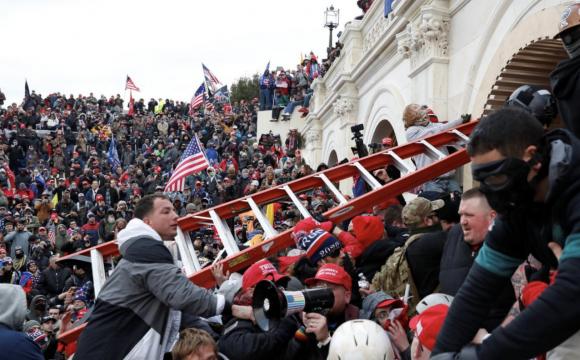 Ремонт Капітолія після січневого штурму обійдеться в $30 млн