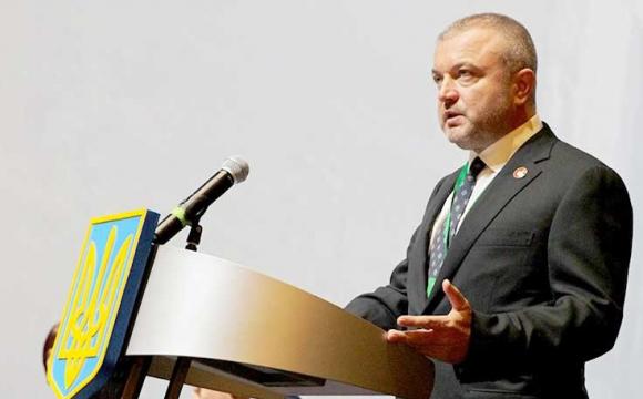 Андрій Покровський та «СВІДОМІ» вітають лучан з Днем Конституції