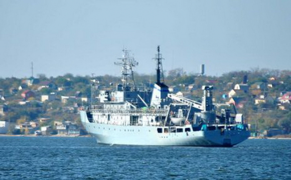 У Чорному морі мало не затонув український корабель - volynfeed.com