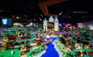 «Володар перснів» з Lego встановив світовий рекорд - найбільша інсталяція. ВІДЕО