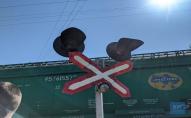 Фура, легковик та потяг: на Волині трапилась ДТП на залізниці. ФОТО