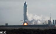 Прототип ракети Starship вибухнув через кілька хвилин після посадки