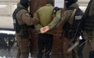 У Львові поліція затримала двох студентів, які облили фарбою пам'ятник Бандері