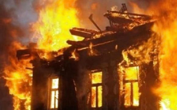 На Волині у будинку пенсіонера сталася пожежа