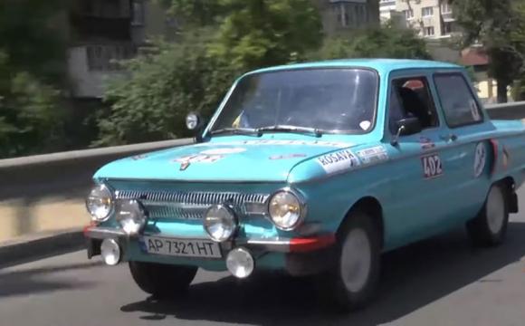 Український «Запорожець» поїде на перегони в Монако. ФОТО