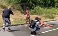 Трьох молодих українок оштрафували в Чорногорії за «безсоромну» еротичну фотосесію. ФОТО