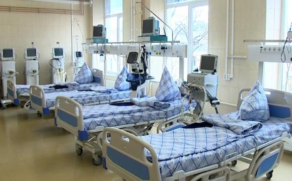 На Волині в лікарнях довелося збільшити кількість місць для хворих на COVID-19