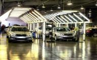 Скільки легкових авто випустили в Україні з початку року?