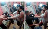 Скандал у пансіонаті для інвалідів: п'яна медсестра побила мешканця. ФОТО