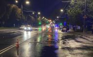 Загинув від отриманих травм: у Луцьку автомобіль збив 50-річного пішохода. ФОТО