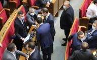 Третина народних депутатів перехворіли або зараз хворіють на коронавірус
