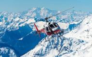 Біля гірськолижного курорту розбився вертоліт: двоє людей загинуло