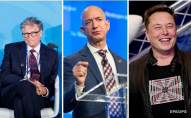 Білл Гейтс закликав Маска і Безоса вирішувати земні проблеми