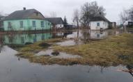 Увага! Волинян попереджають про можливе підняття рівня води у річках та затоплення територій