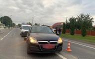 У місті на Волині зіткнулися два легковики, пасажирку госпіталізували