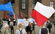Через жорстоке вбивство поліцейськими молодого українця у Польщі відбулися протести