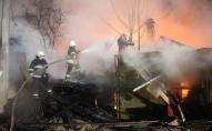 В Україні за тиждень загинули на пожежах і потонули 40 осіб