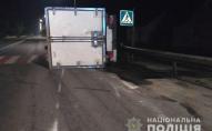 Під Луцьком зіткнулися легковик та вантажівка