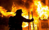 На Святвечір на Горохівщині сталась пожежа