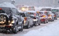 На Волині зняли обмеження руху автомобільними шляхами через снігопади