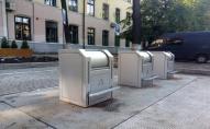 Під замком Любарта хочуть встановити підземний контейнер для сміття
