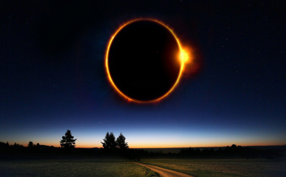 Сонячне затемнення: деталі