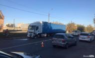 У Луцьку через аварію, виник затор на дорозі
