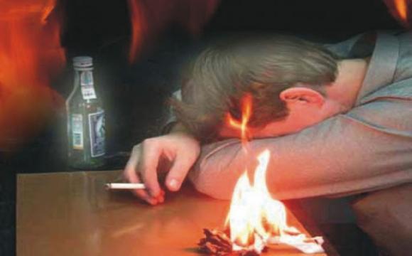 Через куріння в квартирі загинув пенсіонер з Ковеля