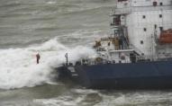 «Тонемо!» - у мережі показали моторошні кадри аварії українського судна Arvin
