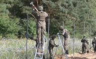 Польща на кордоні зведе стіну зі шлагбаумами, камерами та датчиками