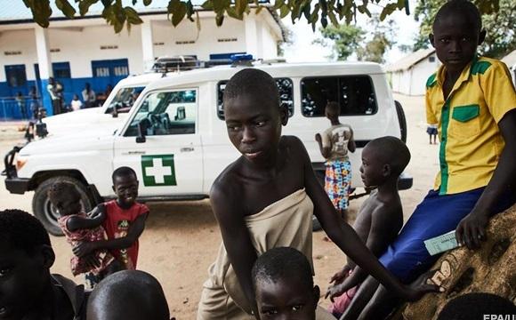 У Конго від невідомої хвороби померло 15 осіб