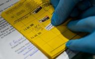За підробний COVID-сертифікат в Україні можна потрапити до в'язниці