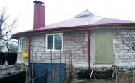 Лучанин побудував собі круглий будинок-термос. ФОТО