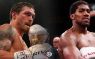 Офіційно:  Олександр Усик і Ентоні Джошуа битимуться 25 вересня у Лондоні