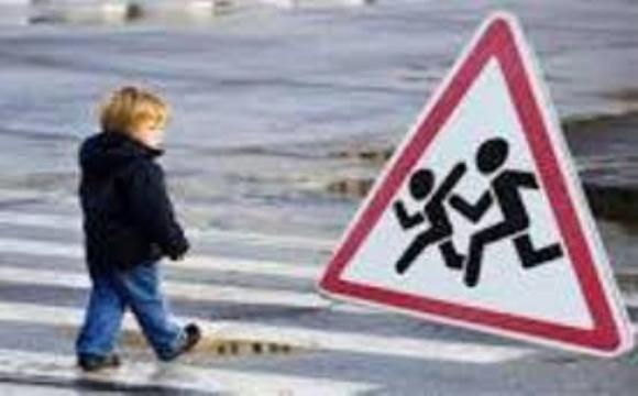 У Луцьку на переході збили дитину: розшукують свідків ДТП. ФОТО