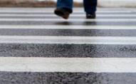 У Луцьку ДТП на пішохідному переході: 80-річний пішохід отримав травми