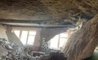 У багатоповерхівці Кропивницького обвалилися бетонні плити. Жителі залишилися без газу та світла