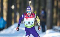 Український біатлоніст потрапив у скандал на чемпіонаті світу