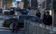 Військові застрелили чоловіка, який спрямував на них авто. ФОТО