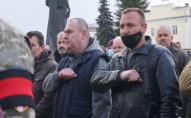 Як у Луцьку попрощалися із захисником України Сергієм Сулимою