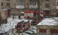 У Луцьку сталася пожежа в будинку. ФОТО