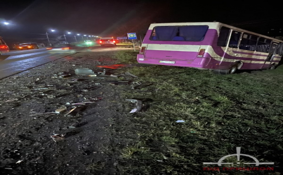 Легковик виїхав на зустрічку: стали відомі деталі смертельної аварії поблизу Луцька (фото)