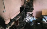 Через пожежу в столичній лікарні загинула пацієнтка