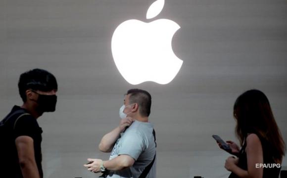 Apple закрила близько 100 своїх магазинів по всьому світу