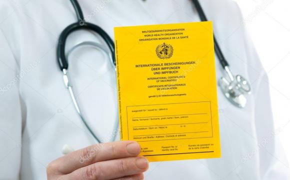 Дію сертифікатів про вакцинацію продовжили на рік