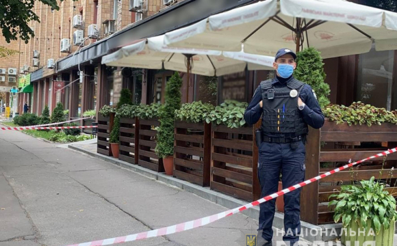 З'явилося відео резонансного вбивства бізнесмена у кав'ярні