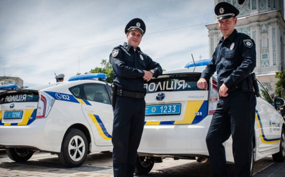 Поліція посилила заходи безпеки у Києві