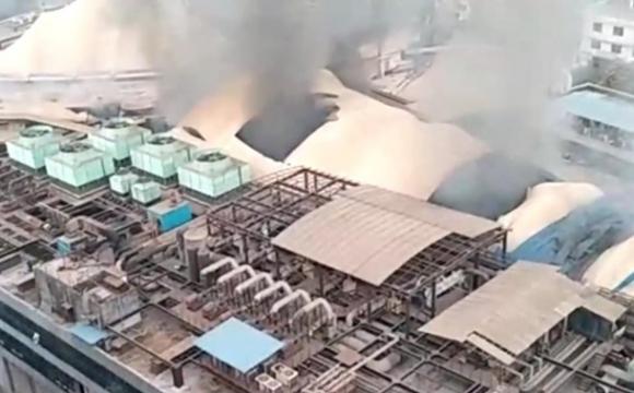 Пожежа у COVID-лікарні: загинули шестеро осіб